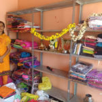 Geetha from Don Bosco SHG,Kyadigere